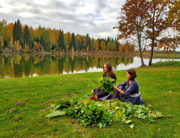 Latvian Sauna Ritual | Latvia Travel |
